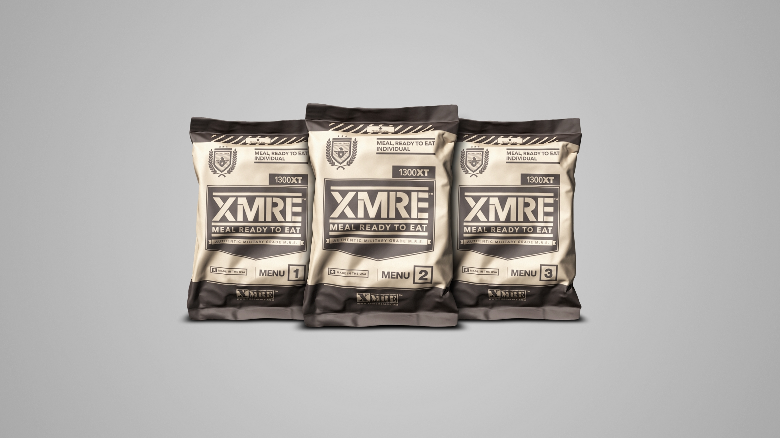 1300 XMRE What MRE Meals Are All About
